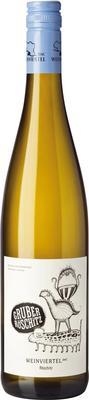 Вино белое сухое «Gruber Roschitz Gruner Veltliner Roschitz» с защищенным географическим указанием