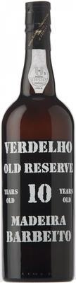 Портвейн «Barbeito Verdelho Old Reserve 10 Years Old»