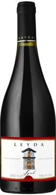 Вино красное сухое «Leyda Canelo Syrah» 2014 г. с защищенным географическим указанием