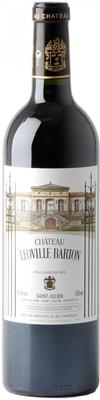 Вино красное сухое  «Chateau Leoville Barton Saint-Julien» 2002 г.