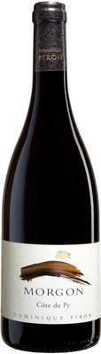 Вино красное сухое «Dominique Piron Morgon Cote du Py» 2014 г. с защищенным географическим указанием