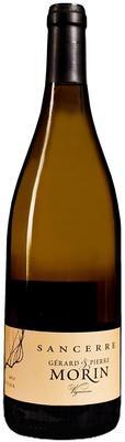 Вино белое сухое «Gerard & Pierre Morin Sancerre Blanc Ovide» 2012 г. с защищенным географическим указанием
