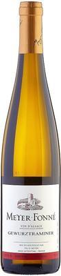 Вино белое полусладкое «Meyer Fonne Gewurztraminer» 2015 г. с защищенным географическим указанием