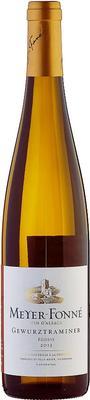 Вино белое полусухое «Meyer Fonne Gewurztraminer Reserve» 2013 г. с защищенным географическим указанием