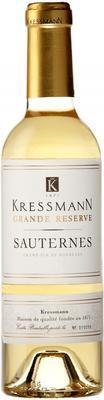 Вино белое сладкое  «Kressmann Grande Reserve Sauternes » 2012 г.