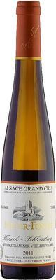 Вино белое сладкое «Meyer-Fonne Gewurztraminer Vendange Tardive Wineck-Schlossberg Grand Cru Vieilles Vignes» 2011 г. с защищенным географическим указанием