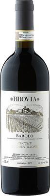 Вино красное сухое «Brovia Rocche di Castiglione» 2009 г. с защищенным географическим указанием