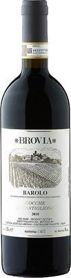 Вино красное сухое «Brovia Rocche di Castiglione» 2010 г. с защищенным географическим указанием