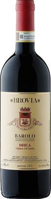Вино красное сухое «Brovia Brea Vigna Ca'Mia» 2009 г. с защищенным географическим указанием