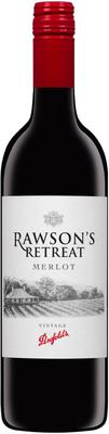 Вино красное полусухое «Rawson's Retreat Merlot» 2015 г.