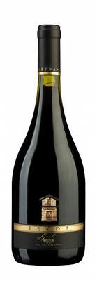 Вино красное сухое «Leyda Syrah Lot 8» 2012 г. с защищенным географическим указанием