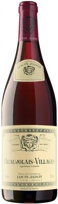 Вино красное сухое «Louis Jadot Beaujolais-Villages» 2015 г.
