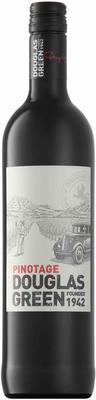 Вино красное сухое «Douglas Green Pinotage» 2015 г.