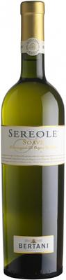 Вино белое сухое «Bertani Sereole Soave, 0.75 л» 2013 г.