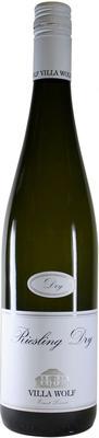 Вино белое полусухое «Villa Wolf Riesling Dry» 2015 г.