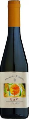 Вино белое сухое «Gavi Le Marne, 0.375 л» 2015 г.