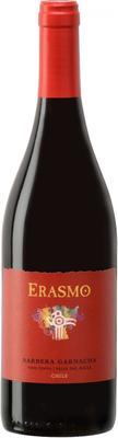 Вино красное полусухое «Erasmo Barbera Garnacha» 2014 г.