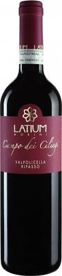 Вино красное сухое «Latium Morini Campo dei Ciliegi» 2012 г. с защищенным географическим указанием