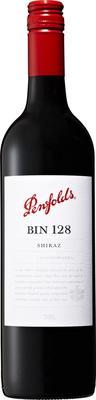 Вино красное сухое «Penfolds Bin 128 Shiraz» 2013 г.
