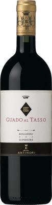 Вино красное сухое «Guado Al Tasso Bolgheri Superiore» 2013 г.
