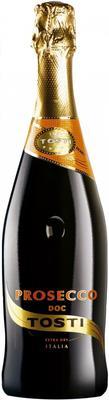 Вино игристое белое сухое «Tosti Prosecco»