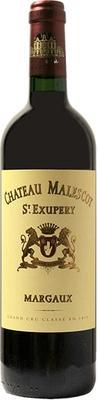 Вино красное сухое «Chateau Malescot Saint Exupery Grand Cru Classe» 2008 г.