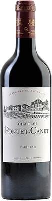 Вино красное сухое «Chаteau Pontet-Canet Grand Cru Classe, 0.75 л» 2008 г.