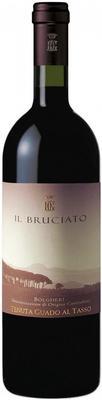 Вино красное сухое «Il Bruciato Bolgheri» 2014 г.