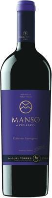 Вино красное сухое «Manso de Velasco Cabernet Sauvignon» 2012 г.
