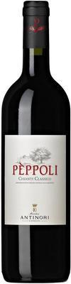 Вино красное сухое «Peppoli Chianti Classico, 0.75 л» 2014 г.