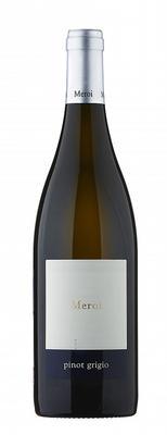 Вино белое сухое «Paolo Meroi Pinot Grigio» с защищенным географическим указанием