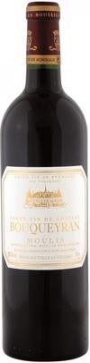 Вино красное сухое «Chateau Bouqueyran» 2010 г. с защищенным географическим указанием