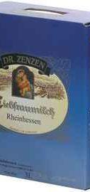 Вино белое полусладкое «Dr. Zenzen  Liebfraumilch Rheinhessen, 3 л»