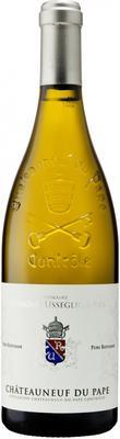 Вино белое сухое «Domaine Usseglio Raymond & Fils Chateauneuf du Pape Pure Roussane» 2013 г. с защищенным географическим указанием
