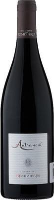 Вино красное сухое «Domaine des Remizieres Autrement» 2011 г. с защищенным географическим указанием