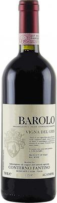 Вино красное сухое «Conterno Fantino Vigna Del Gris» 2006 г. с защищенным географическим указанием