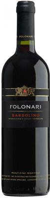 Вино красное сухое «Folonari Bardolino» 2013 г.