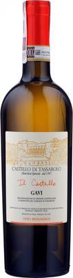 Вино белое сухое «Castello di Tassarolo Il Castello» 2014 г. с защищенным географическим указанием