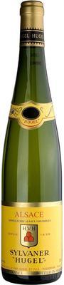 Вино белое сухое «Sylvaner Alsace» 2014 г.