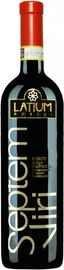 Вино красное сладкое «Latium Morini Septemviri Recioto della Valpolicella» 2009 г. с защищенным географическим указанием