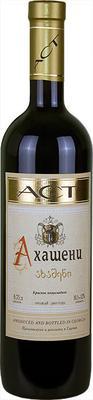 Вино красное полусладкое «ACT Ахашени»