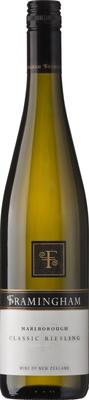 Вино белое полусухое «Framingham Classic Riesling» 2013 г.