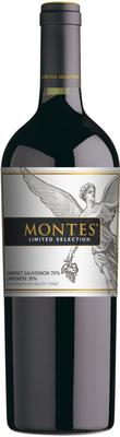 Вино красное сухое  «Montes Limited Selection Cabernet Sauvignon» 2014 г.