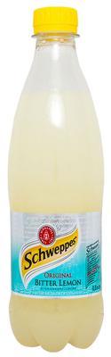 Газированный напиток «Schweppes Bitter Lemon»