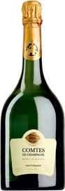 Шампанское белое брют  «Taittinger Comtes de Champagne Blanc de Blancs Brut» 2006 г.