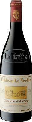 Вино красное сухое «Chateau la Nerthe Rouge» 2012 г.
