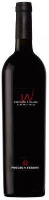 Вино красное сухое «Dedicato a Walter Toscana» 2008 г.