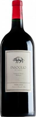 Вино красное сухое «Insoglio del Cinghiale Toscana» 2015 г.