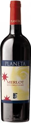 Вино красное сухое «Planeta Merlot» 2011 г.
