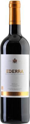 Вино красное сухое  «Ederra Reserva Rioja» 2009 г.